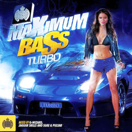 Ministry Of Sound - Maximum Bass Turbo CD 2