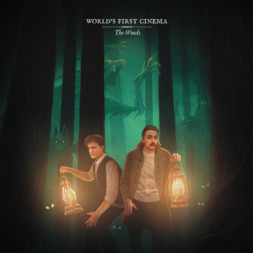 World's First Cinema - The Woods